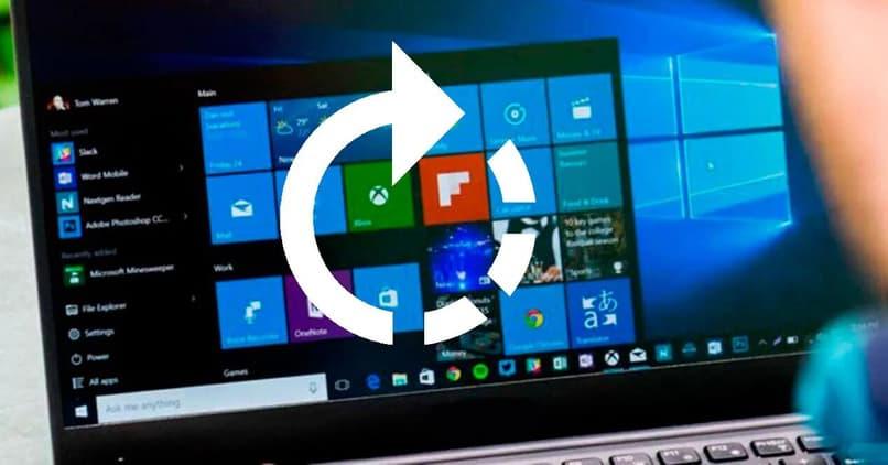 Cómo rotar la pantalla de mi PC y colocarla en su lugar – solución