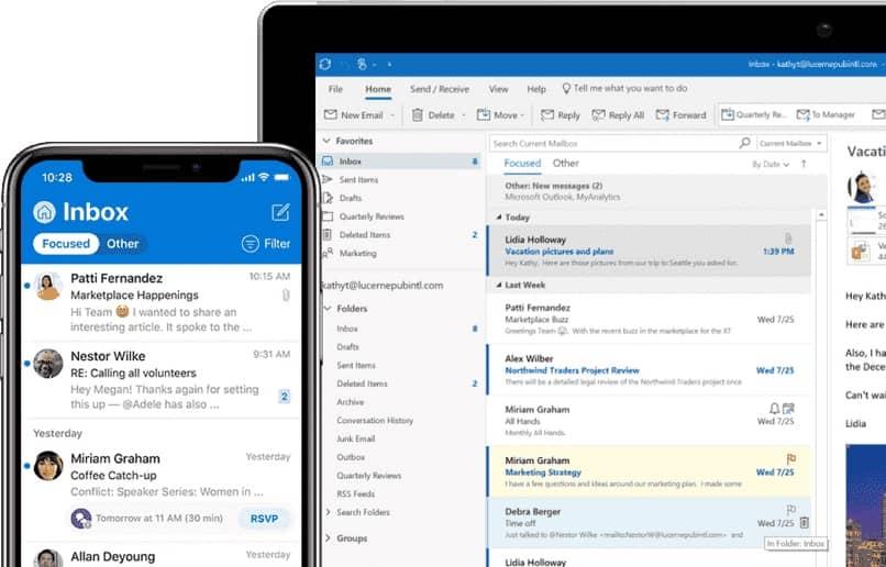 De Google Gmail a Outlook: exportación y sincronización de contactos