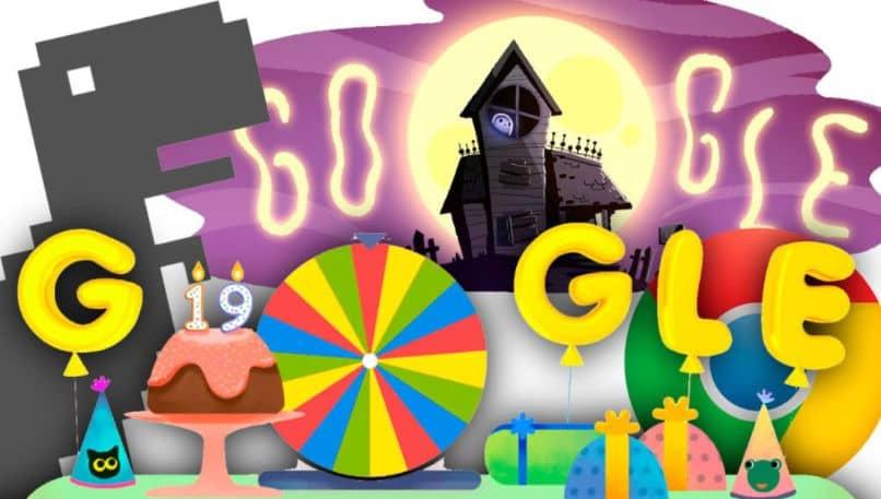 Doodle de Google: ¿Qué son y cómo veo los mejores logotipos de Google?