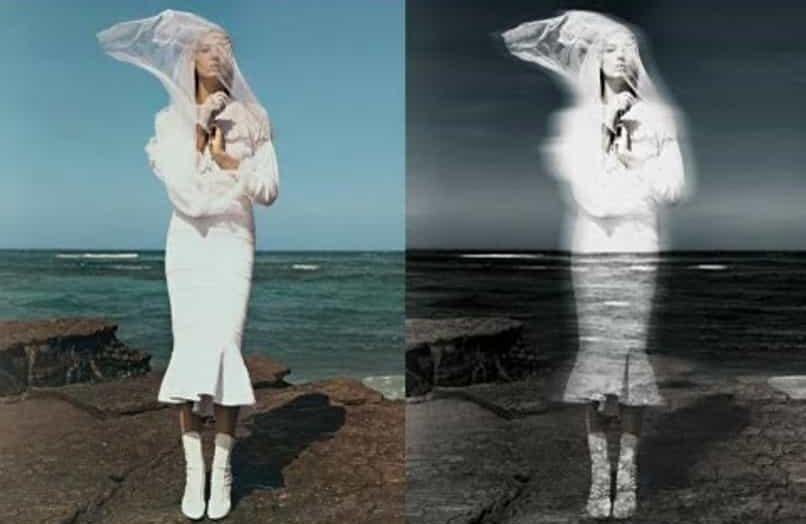 Cómo hacer fantasmas en Photoshop para imágenes profesionales