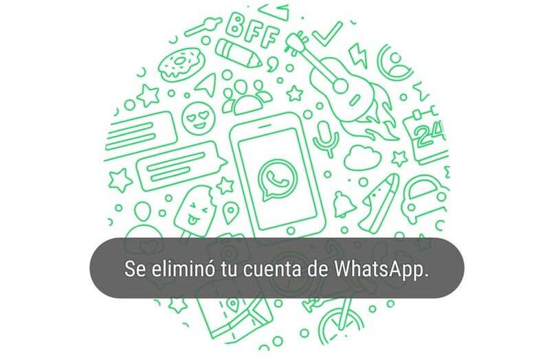 Cómo eliminar una cuenta de WhatsApp en mi teléfono celular – fácilmente