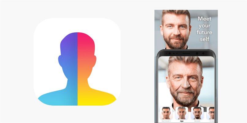 ¿Cómo combinar imágenes de caras en FaceApp desde iPhone o Android?