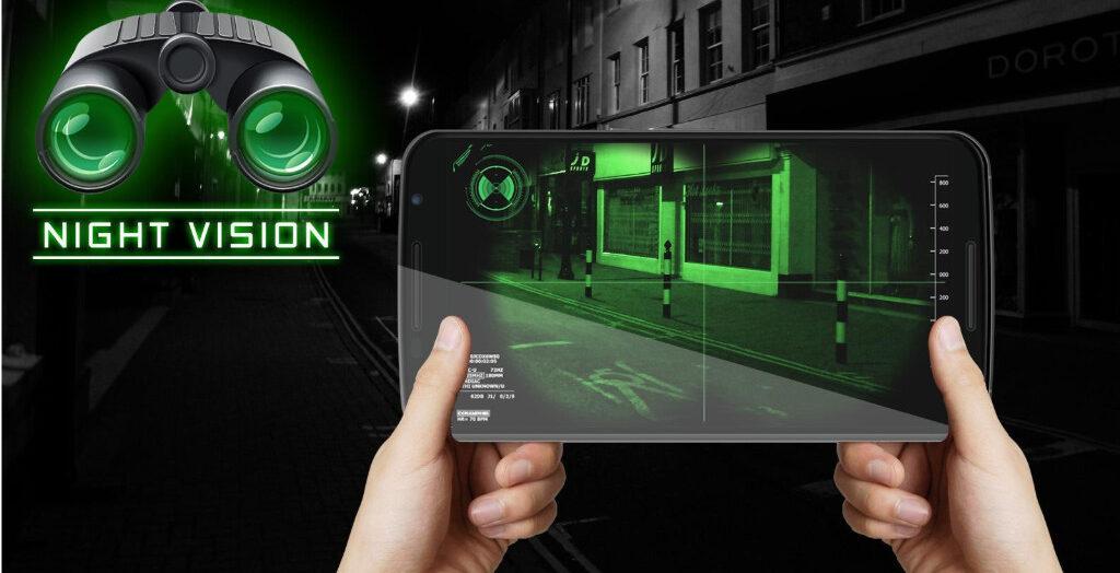 Cómo convertir mi teléfono Android en una cámara de visión nocturna