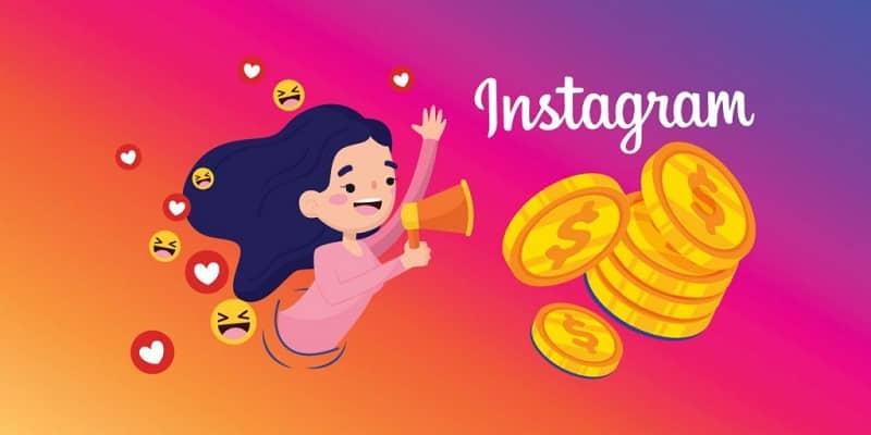 Cómo ganar dinero con mi cuenta de Instagram sin ser un influencer fácilmente