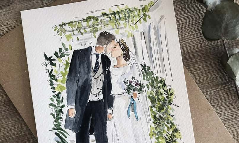 Cómo hacer una tarjeta de invitación de boda original y elegante en Word