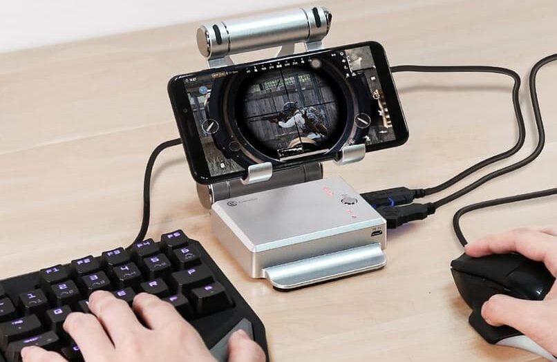 Cómo convertir tu mouse en un joystick para Android o PC