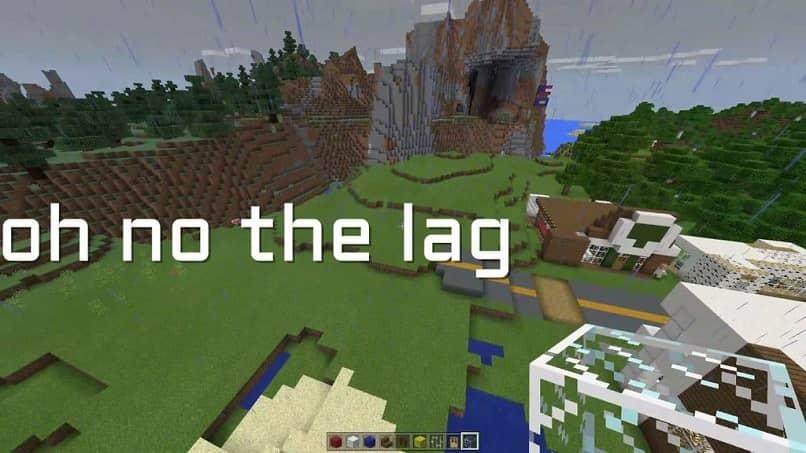 Cómo hacer que Minecraft se ejecute más rápido, más fácil y sin ralentizar (ejemplo)