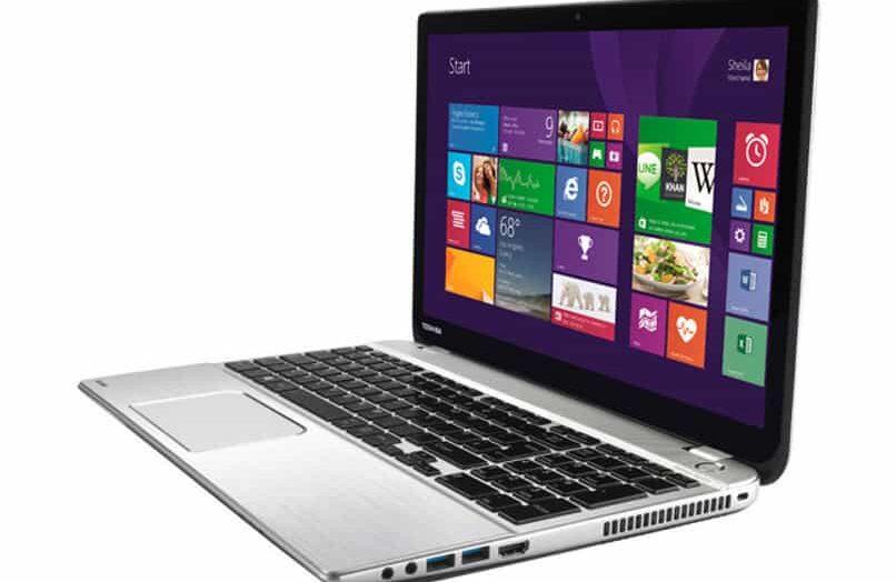 Cómo desbloquear el panel táctil de mi portátil Toshiba »Wiki Ùtil  Windows 8 y 10