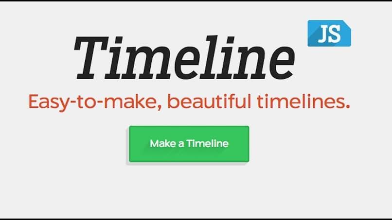 Cómo usar TimelineJS para crear una línea de tiempo