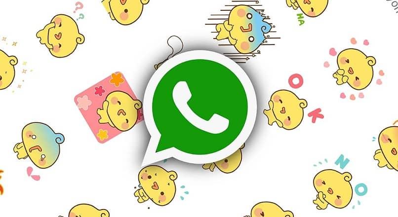¿Por qué no puedo enviar pegatinas grandes en WhatsApp?  -Solución (ejemplo)