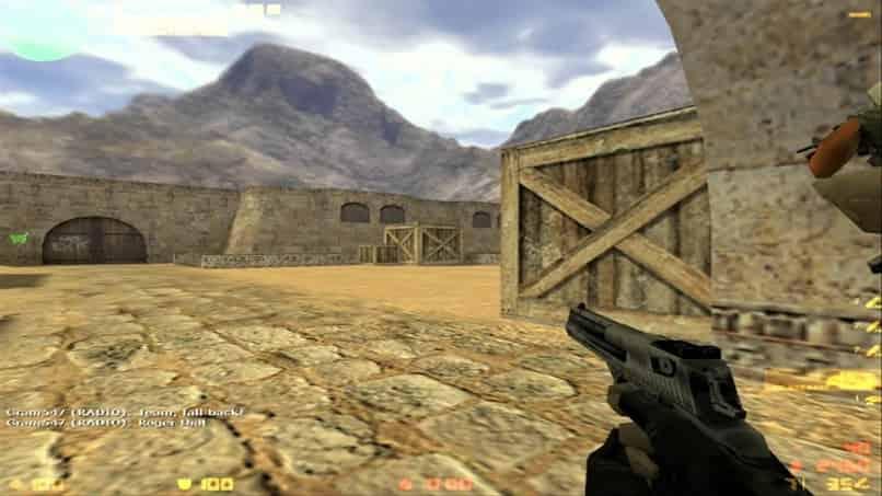 Cómo jugar Counter Strike CS GO 1.6 desde el navegador y sin descargar