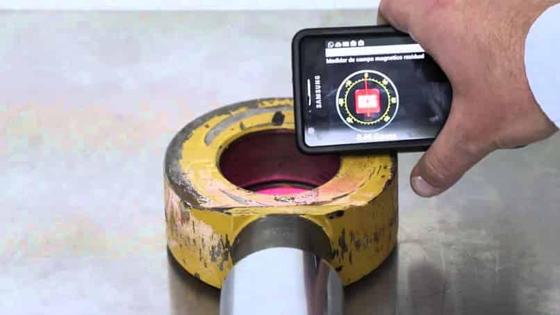¿Cómo medir un campo magnético con mi móvil? ¿Es posible?