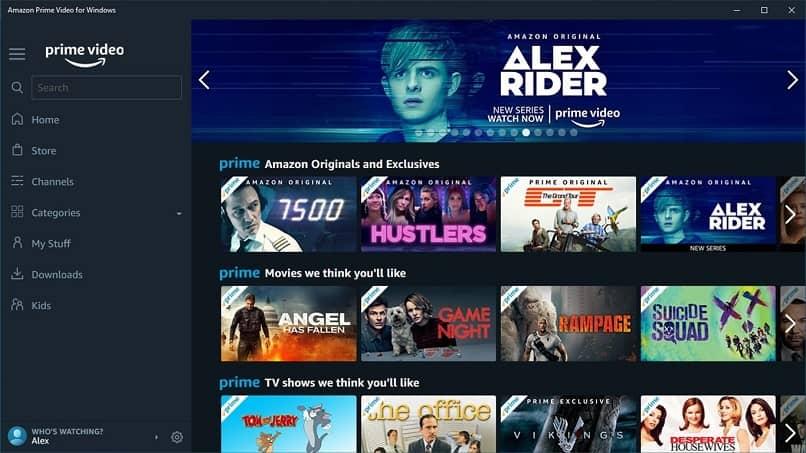 Cómo cambiar el idioma de los subtítulos o la reproducción de video de Amazon Prime en Smart TV