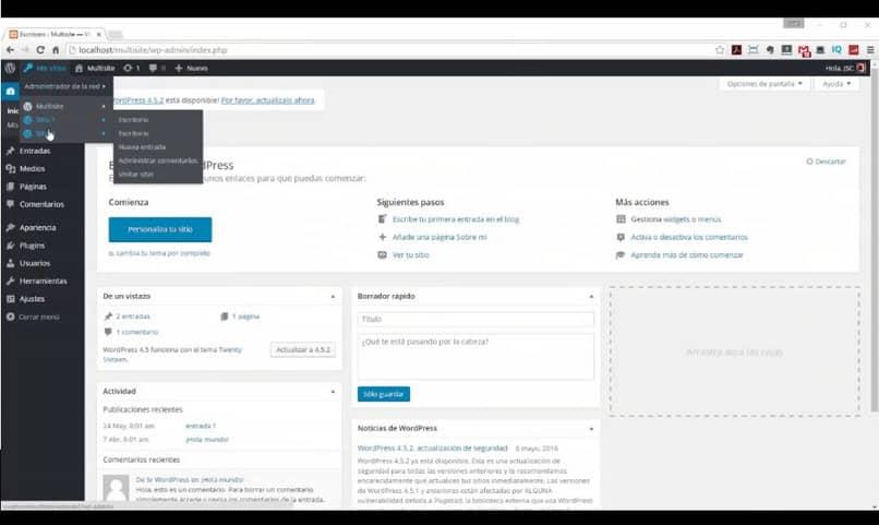 WordPress: cómo administrar y crear complementos multisitio fácilmente