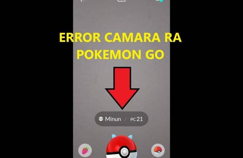 Cómo ver y atrapar Pokémon con AR si no funciona – Problemas con Pokémon Go