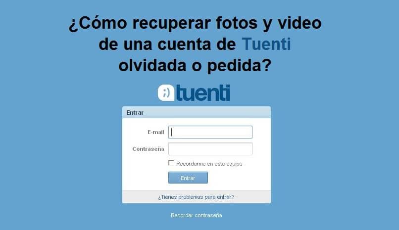 Cómo recuperar fotos y videos de Tuenti – Paso a paso