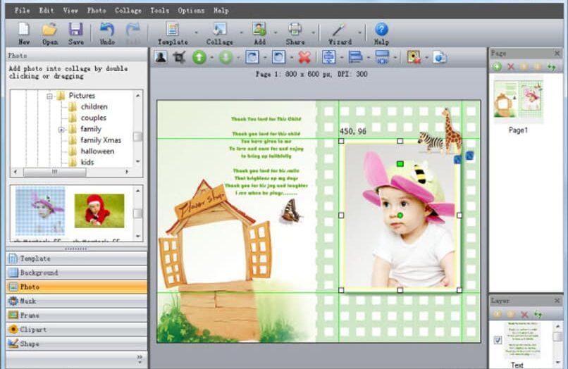 Cómo hacer una tarjeta de invitación de cumpleaños para niños en Word