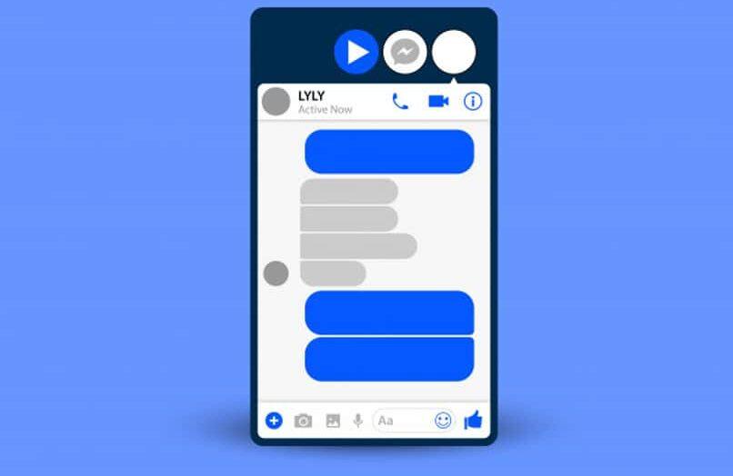 Cómo abrir o tener dos cuentas de Facebook Messenger al mismo tiempo en mi teléfono móvil Android e iOS
