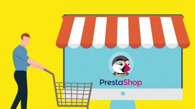 Cómo modificar el pie de página de derechos de autor de PrestaShop (ejemplo)