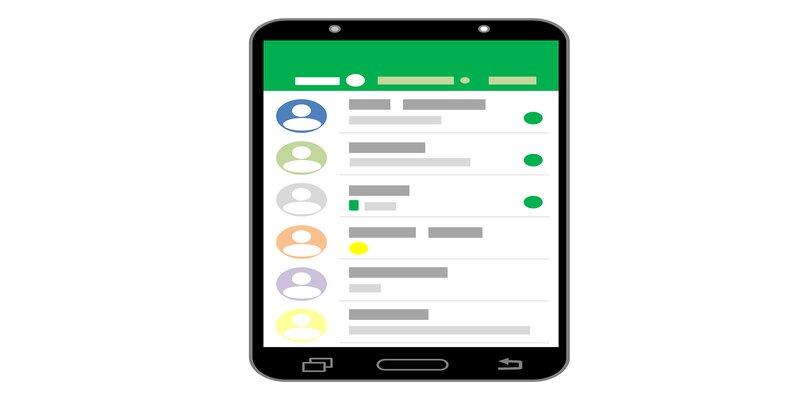 Tutorial para borrar mensajes o audios enviados en WhatsApp |  Mira como se hace