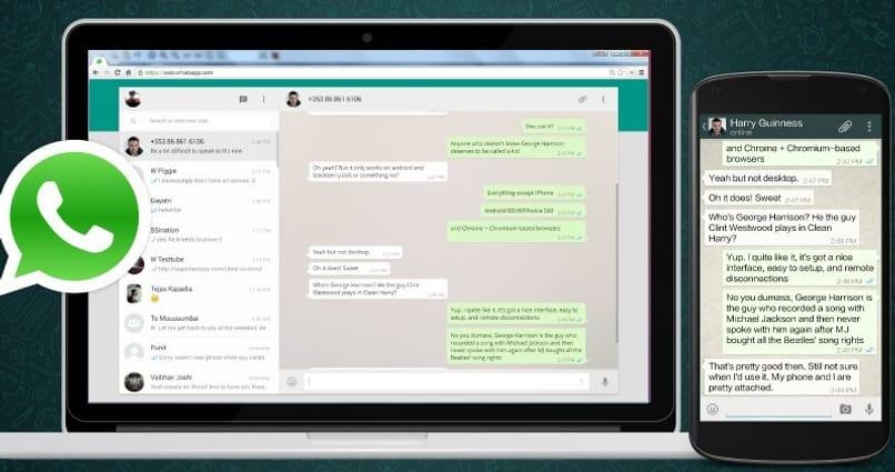 ¿Por qué WhatsApp Web se desconecta cuando bloqueo el móvil?  – solución