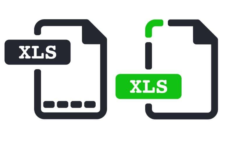 ¿Qué es un archivo .XLS y .XLSX?  – Cómo se editan y cómo abrirlos